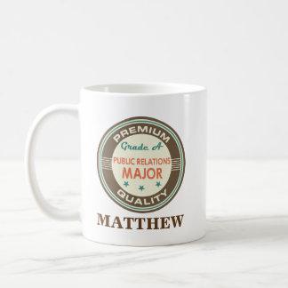 Public Relations Major Personalized Mug Gift
