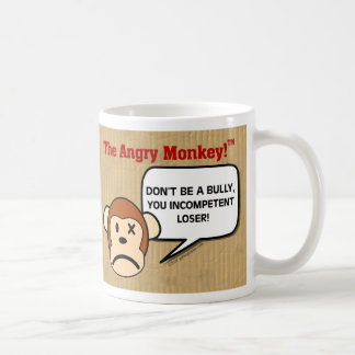 Public Service Announcement - Don't Be a Bully Mug