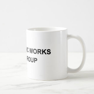 Public Works Group Mug with Large Logo