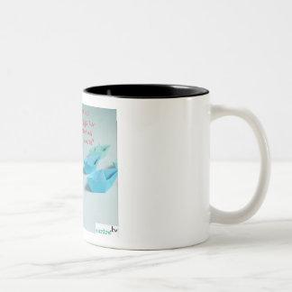 Publish Two-Tone Coffee Mug
