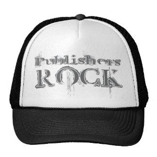 Publishers Rock Trucker Hat