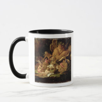 Puck and Fairies, from 'A Midsummer Night's Dream' Mug