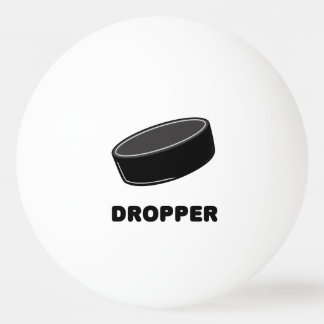 Puck Dropper Ping Pong Ball