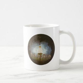 Puck Print by Richard Dadd Coffee Mug