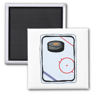 Puck Rink Magnets