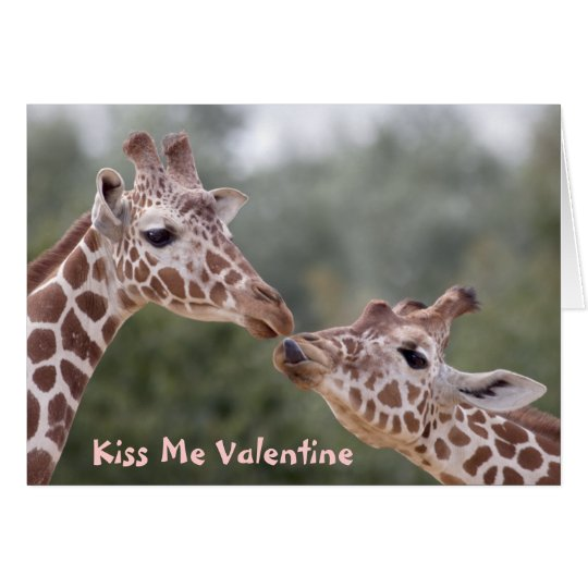 Pucker Up! Card - Valentine