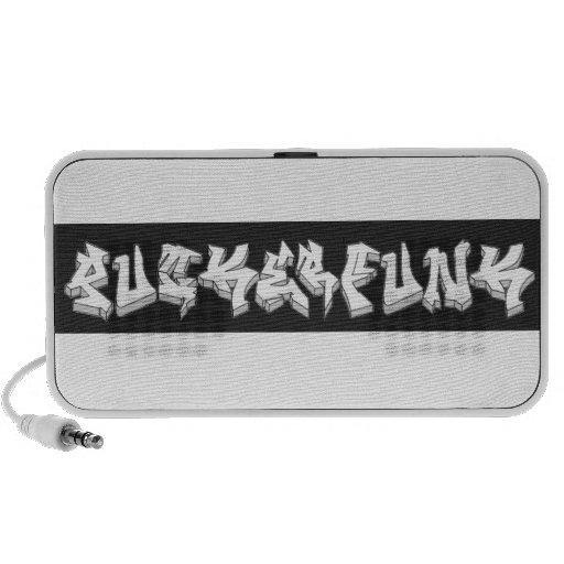 PuckerFunk 'Block Rocker' Portable Speaker System