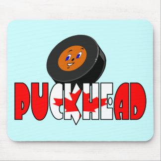 Puckhead Mouse Pad