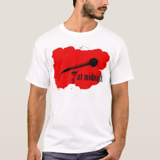 Puddle Microphone T-Shirt