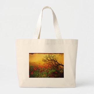 Puddle Paradise Large Tote Bag