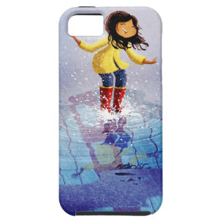 Puddle Pounce iPhone 5 Case