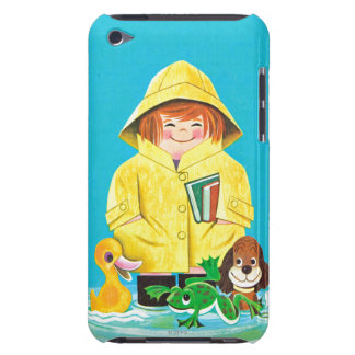 Puddles of Fun Barely There iPod Case