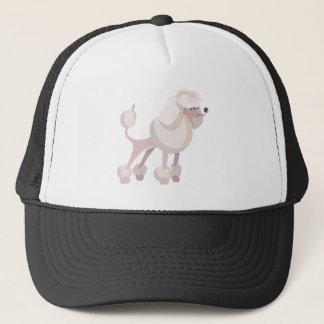 Pudel Hund poodle dog Trucker Hat