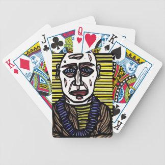 """""""Puebla"""" Bicycle® Poker Playing Cards"""