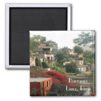Puente de Suspiros - Lima Peru Magnet