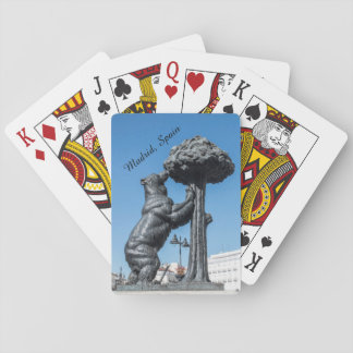 Puerta del Sol Playing Cards