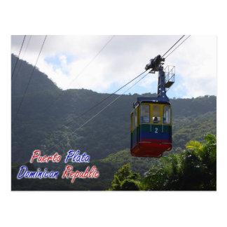 Puerto Plata Dominican Republic PostCard
