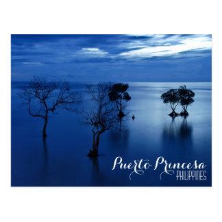 Puerto Princesa, Palawan, Philippines Postcard