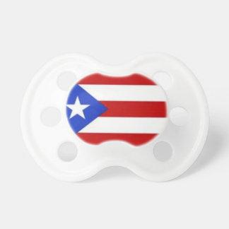 Puerto Rican Baby Pacifier