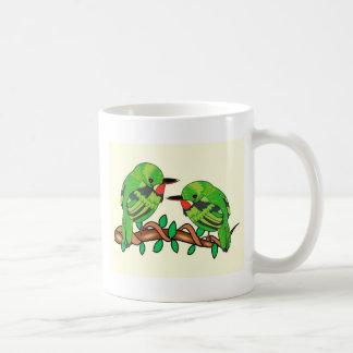 Puerto Rican bird love art Coffee Mug