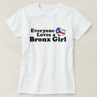 Puerto Rican Bronx Girl T-Shirt