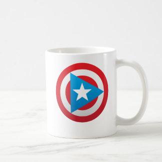 Puerto Rican Captain Coffee Mug