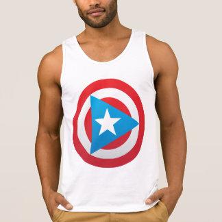 Puerto Rican Captain T Shirt