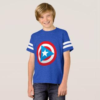 Puerto Rican Captain T-Shirt