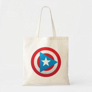Puerto Rican Captain Tote Bag