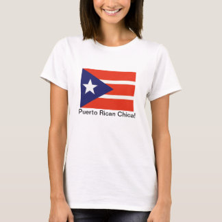 Puerto rican chica T-Shirt