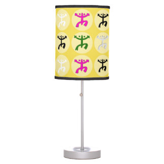 Puerto Rican Coqui Table Lamps