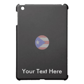 Puerto Rican Flag Case For The iPad Mini