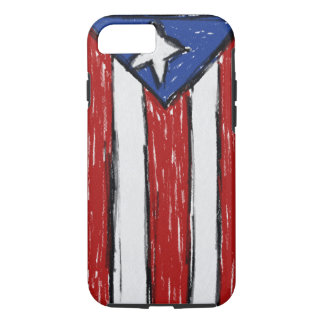 Puerto Rican Flag iPhone 7 Case