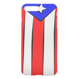 Puerto Rican Flag iPhone 7 Plus Case