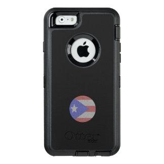 Puerto Rican Flag OtterBox Defender iPhone Case