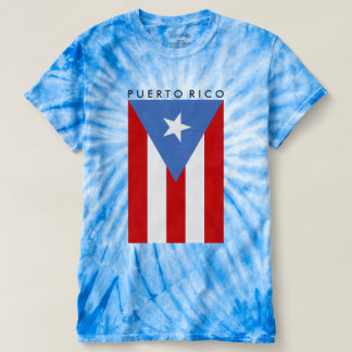Puerto Rican Flag Personalized T-shirt