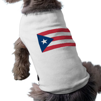 Puerto Rican Flag Pet Clothes