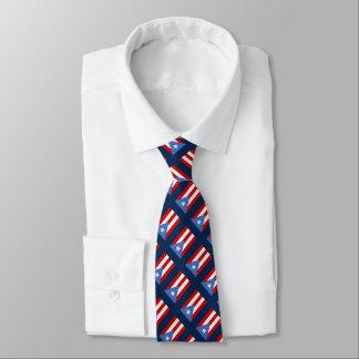 Puerto Rican Flag Tie