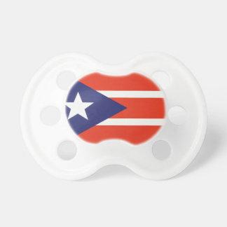Puerto Rican love Pacifier