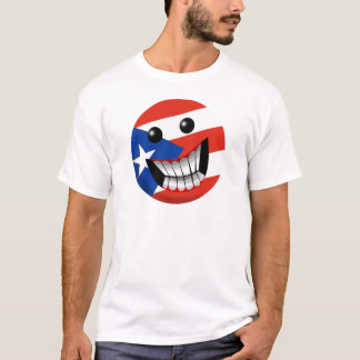 Puerto Rican Smile T-Shirt