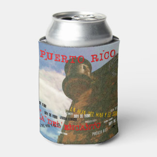 Puerto Rico and its Sentry box Can Cooler