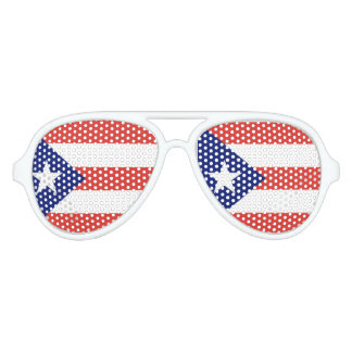 PUERTO RICO AVIATOR SUNGLASSES