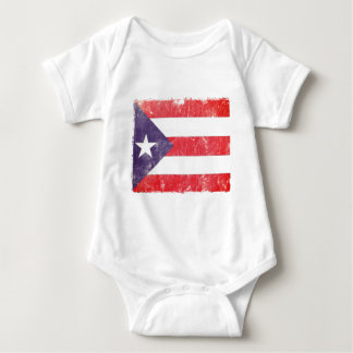Puerto Rico Baby Bodysuit