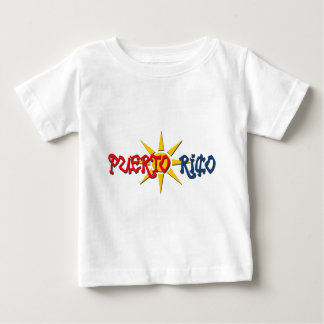puerto rico baby T-Shirt