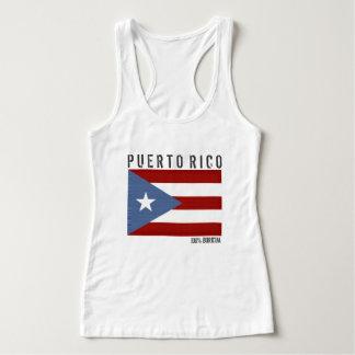 Puerto Rico Boricua Tank Top