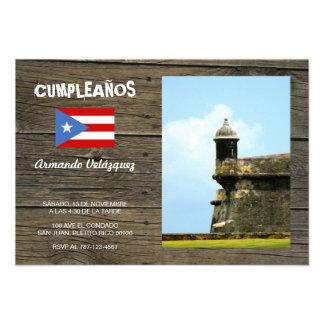Puerto Rico Custom Invite