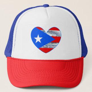 Puerto Rico Flag Hurricane Maria 2017 Cap