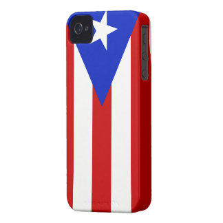 PUERTO RICO FLAG iPhone 4 Case-Mate CASE