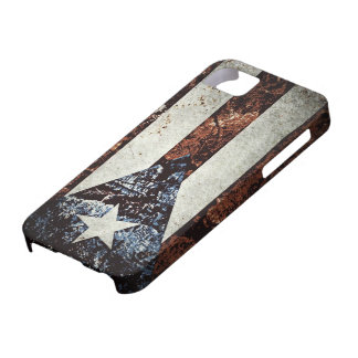 Puerto Rico Flag iPhone 5 Cover