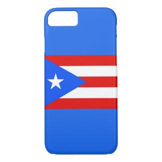 Puerto Rico Flag iPhone 7 Case